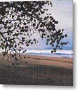 Pools Beach Metal Print