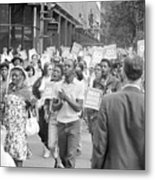 Poor Peoples March, 1968 Metal Print