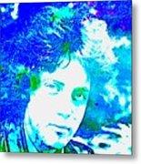 Pop Art Billy Joel Metal Print