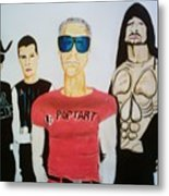 Pop Tart Metal Print