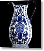 Porcelain1 Metal Print by Jose Luis Reyes