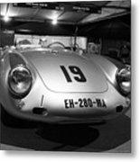 Porsche 550a Rs Metal Print