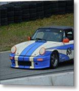 Porsche 651 Metal Print