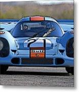 Porsche 917 Shorttail Metal Print