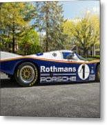 Porsche 962c Metal Print
