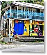 Port Antonio Metal Print