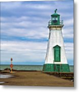 Port Dalhousie Lighthouse 1 Metal Print