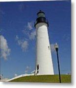 Port Isabel Lighthouse Metal Print