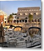 Port Orleans Riverside II Metal Print