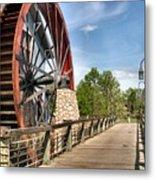 Port Orleans Riverside IIi Metal Print