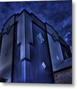 Port Tobacco Playhouse Metal Print