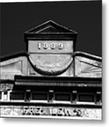 Port Townsend 1889 Metal Print