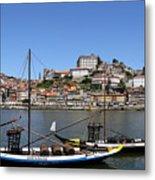 Porto 8 Metal Print