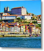 Porto Portugal Metal Print