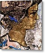 Portrait Of A Girl Pog2 Metal Print