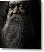 Portrait Of Cedric Metal Print