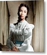 Portrait Of Jennie, Jennifer Jones, 1948 Metal Print