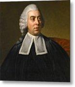 Portrait Of John Lee Attorney-general Wearing Legal Robes Metal Print