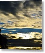 Portrait Sunrise Metal Print