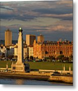 Portsmouth And Southsea England  Metal Print