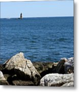 Portsmouth Harbor Lighthouse Metal Print