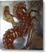 Poseidon II Metal Print