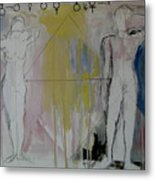 Possibility And Actuality Metal Print