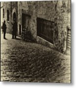 Post Alley - West Wall Metal Print