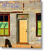 Post Office 90920 Metal Print