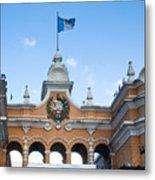 Post Office Guatamala City 1 Metal Print