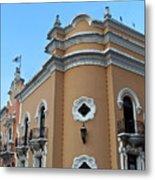 Post Office Guatamala City 6 Metal Print