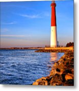 Postcard From Barnegat  Metal Print