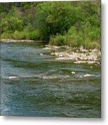 Potomac River Metal Print