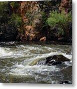 Poudre River 2 Metal Print