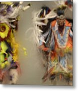 Pow Wow Beauty Of The Dance 1 Metal Print