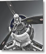 Power And The Majesty Metal Print