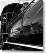 Power In The Age Of Steam 5 Metal Print