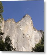 pr 133 - White Mountain Metal Print