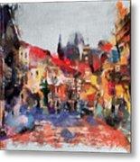 Prague Collection -1 Metal Print