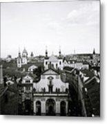 Mysterious Prague Metal Print