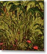 Prairie Grass Metal Print