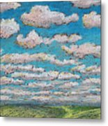 Prairie View Metal Print
