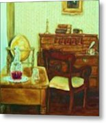 Prayer Closet Metal Print