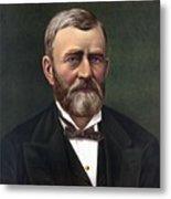 President Ulysses Grant Metal Print