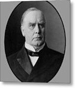 President William Mckinley  Metal Print