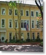President's Residence University Of South Carolina Metal Print