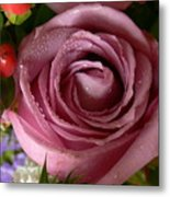 Pretty In Pink Metal Print