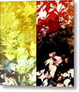 Pretty Maids All In A Row Metal Print