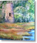 Price's Creek Light Metal Print
