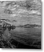 Priest River Panorama 2 Metal Print